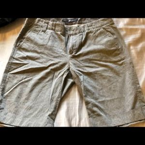 Gap - Pinstrip knee high dress pants